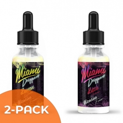 2 pack (60ml) - Miami Drippers