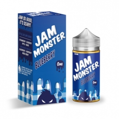 Blueberry Jam (Shortfill) - Jam Monster