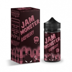 Raspberry Jam (Shortfill) - Jam Monster