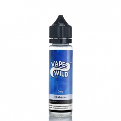 Blueberries (Shortfill) - Vape Wild