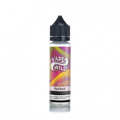 Fruit Bomb (Shortfill) - Vape Wild
