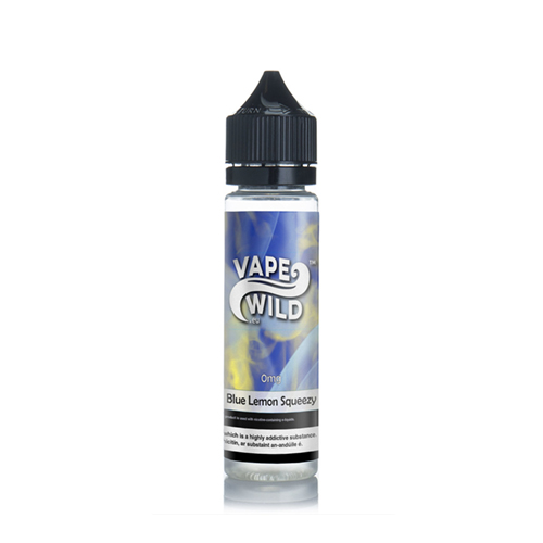 Blue Lemon Squeezy (Shortfill) - Vape Wild
