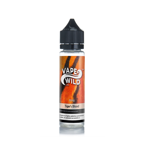 Tiger's Blood (Shortfill) - Vape Wild